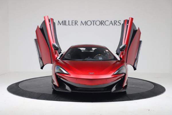 New 2019 McLaren 600LT Coupe for sale $285,236 at Maserati of Westport in Westport CT 06880 11