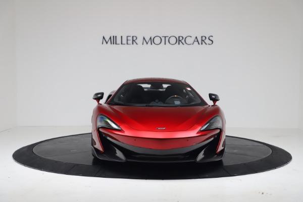 New 2019 McLaren 600LT for sale $285,236 at Maserati of Westport in Westport CT 06880 12