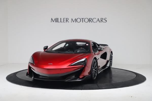 New 2019 McLaren 600LT Luxury for sale $285,236 at Maserati of Westport in Westport CT 06880 13
