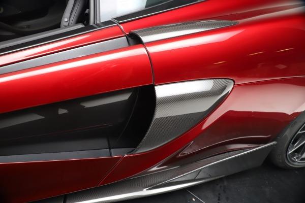 New 2019 McLaren 600LT Luxury for sale $285,236 at Maserati of Westport in Westport CT 06880 17