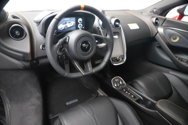 New 2019 McLaren 600LT for sale $285,236 at Maserati of Westport in Westport CT 06880 18