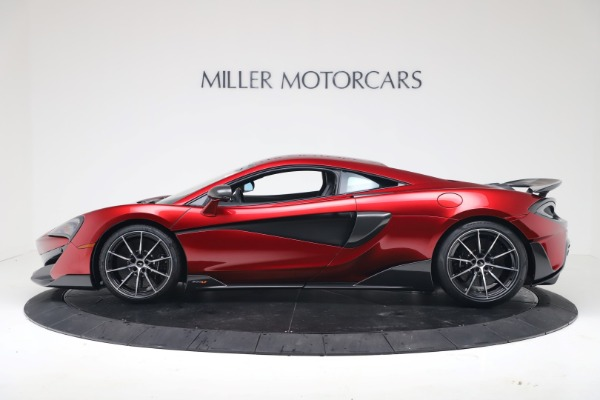 New 2019 McLaren 600LT Coupe for sale $285,236 at Maserati of Westport in Westport CT 06880 2