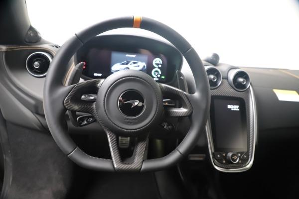 New 2019 McLaren 600LT Luxury for sale $285,236 at Maserati of Westport in Westport CT 06880 20