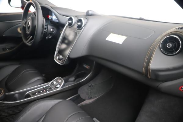 New 2019 McLaren 600LT Luxury for sale $285,236 at Maserati of Westport in Westport CT 06880 26