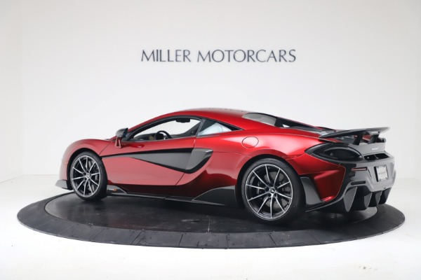 New 2019 McLaren 600LT Coupe for sale $285,236 at Maserati of Westport in Westport CT 06880 3
