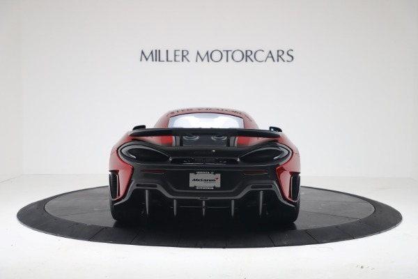 New 2019 McLaren 600LT Coupe for sale $285,236 at Maserati of Westport in Westport CT 06880 5