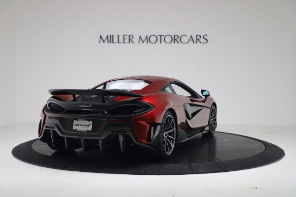 New 2019 McLaren 600LT Coupe for sale $285,236 at Maserati of Westport in Westport CT 06880 6