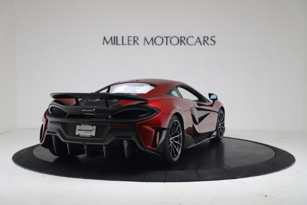 New 2019 McLaren 600LT for sale $285,236 at Maserati of Westport in Westport CT 06880 6