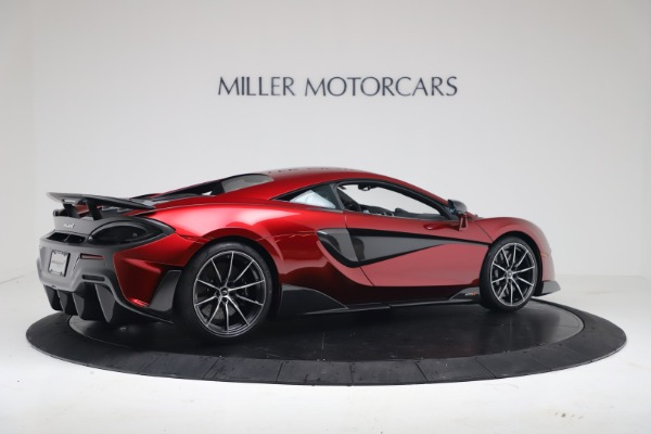 New 2019 McLaren 600LT Coupe for sale $285,236 at Maserati of Westport in Westport CT 06880 7