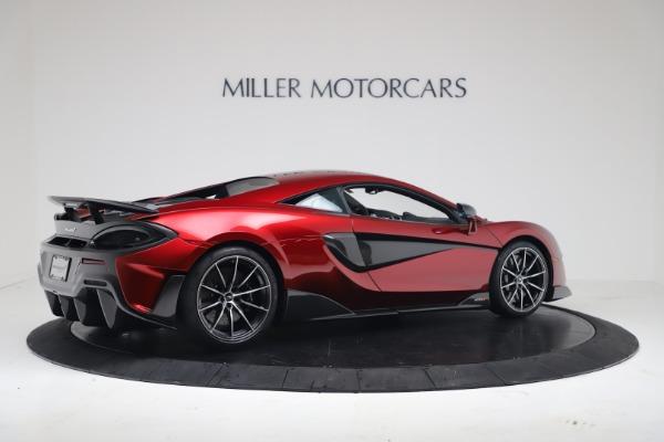 New 2019 McLaren 600LT for sale $285,236 at Maserati of Westport in Westport CT 06880 7