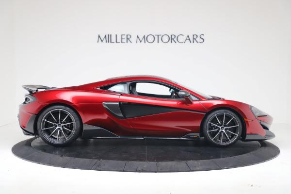 New 2019 McLaren 600LT Luxury for sale $285,236 at Maserati of Westport in Westport CT 06880 8