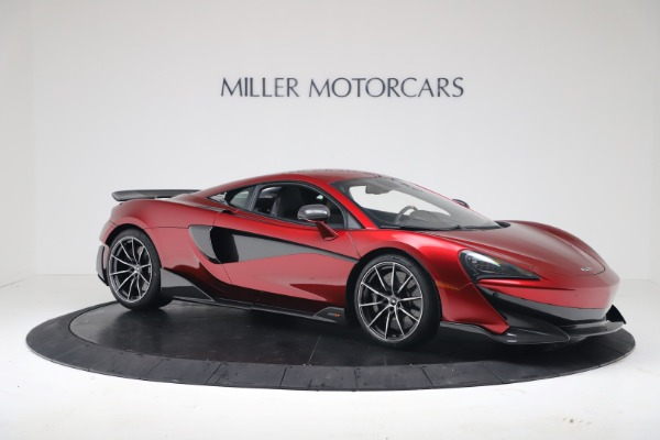 New 2019 McLaren 600LT Coupe for sale $285,236 at Maserati of Westport in Westport CT 06880 9