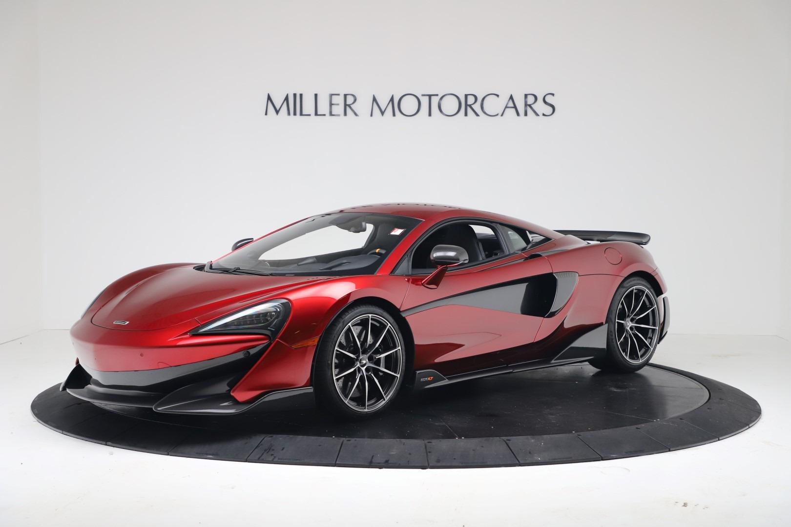 Used 2019 McLaren 600LT Luxury for sale $239,990 at Maserati of Westport in Westport CT 06880 1