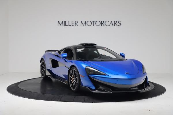 New 2019 McLaren 600LT Coupe for sale Sold at Maserati of Westport in Westport CT 06880 10