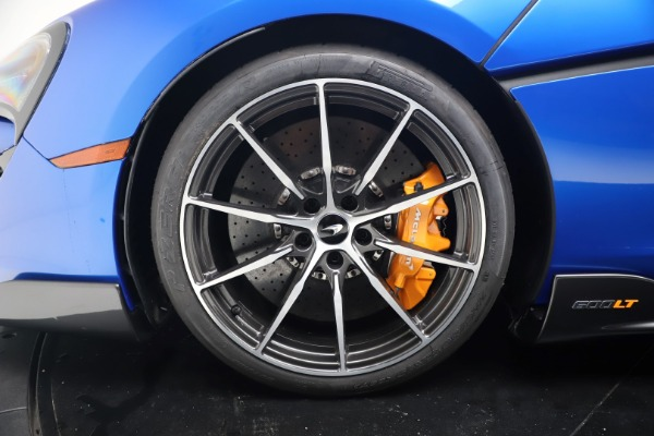 New 2019 McLaren 600LT Coupe for sale Sold at Maserati of Westport in Westport CT 06880 15