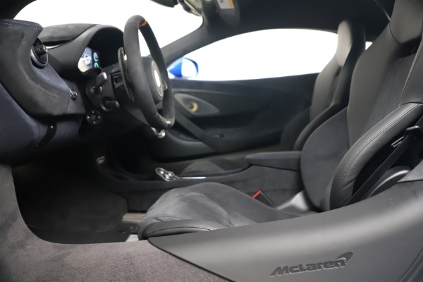 New 2019 McLaren 600LT Coupe for sale Sold at Maserati of Westport in Westport CT 06880 18