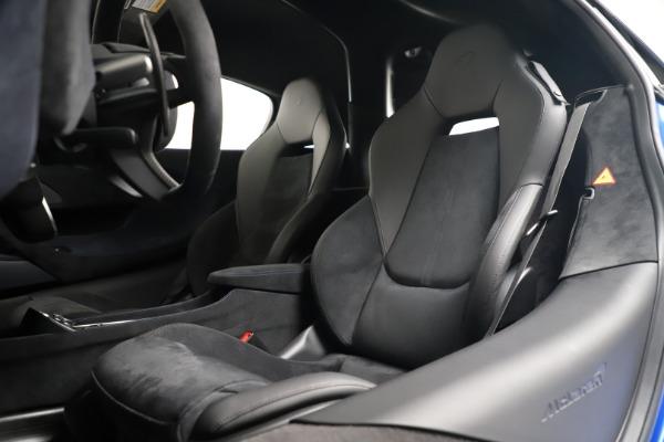 New 2019 McLaren 600LT Coupe for sale Sold at Maserati of Westport in Westport CT 06880 19