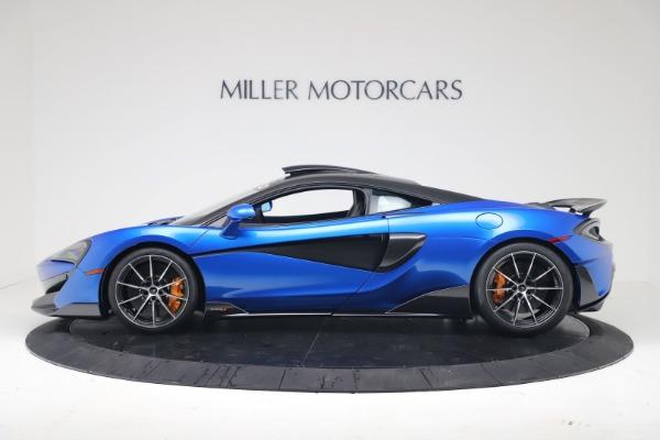 New 2019 McLaren 600LT Coupe for sale Sold at Maserati of Westport in Westport CT 06880 2