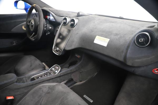 New 2019 McLaren 600LT Coupe for sale Sold at Maserati of Westport in Westport CT 06880 22