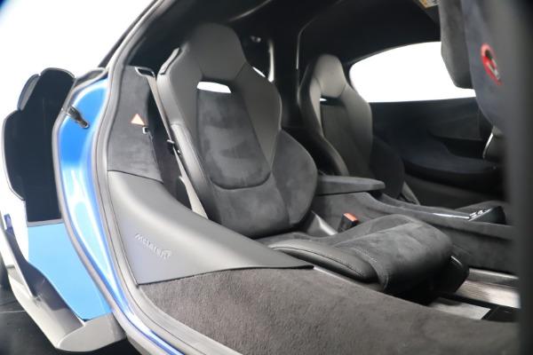New 2019 McLaren 600LT Coupe for sale Sold at Maserati of Westport in Westport CT 06880 26