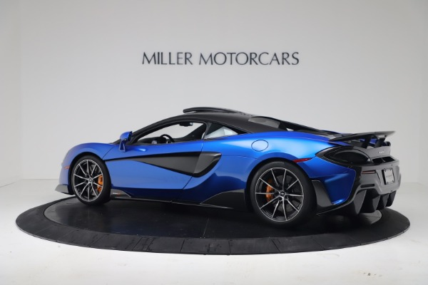 New 2019 McLaren 600LT Coupe for sale Sold at Maserati of Westport in Westport CT 06880 3