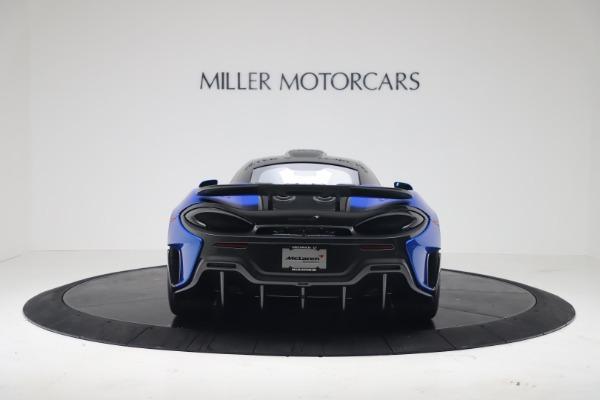 New 2019 McLaren 600LT Coupe for sale Sold at Maserati of Westport in Westport CT 06880 5