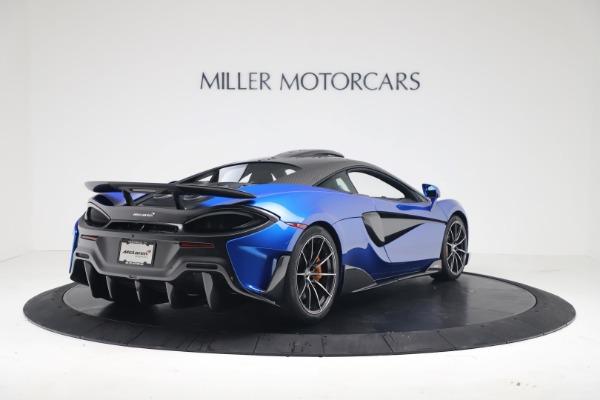 New 2019 McLaren 600LT Coupe for sale Sold at Maserati of Westport in Westport CT 06880 6