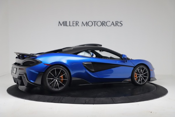 New 2019 McLaren 600LT Coupe for sale Sold at Maserati of Westport in Westport CT 06880 7