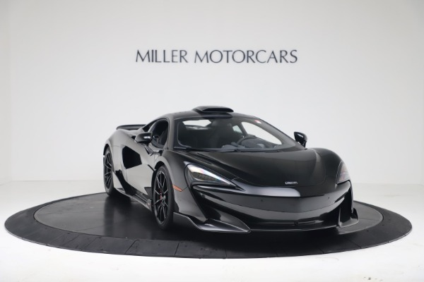 New 2019 McLaren 600LT Coupe for sale $305,639 at Maserati of Westport in Westport CT 06880 10