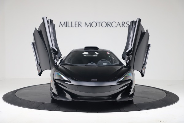 New 2019 McLaren 600LT Coupe for sale $305,639 at Maserati of Westport in Westport CT 06880 11