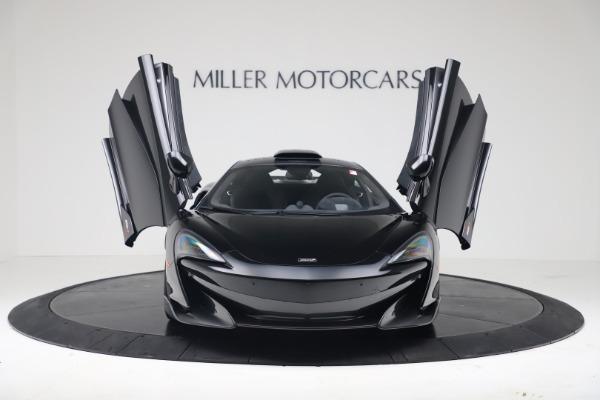 New 2019 McLaren 600LT for sale $305,639 at Maserati of Westport in Westport CT 06880 11