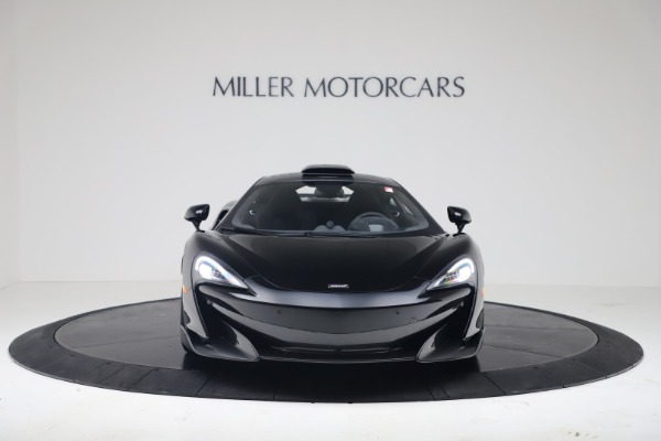 New 2019 McLaren 600LT Coupe for sale $305,639 at Maserati of Westport in Westport CT 06880 12