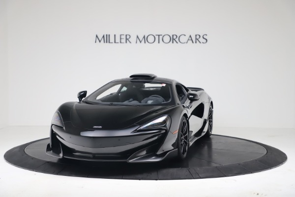New 2019 McLaren 600LT Coupe for sale $305,639 at Maserati of Westport in Westport CT 06880 13