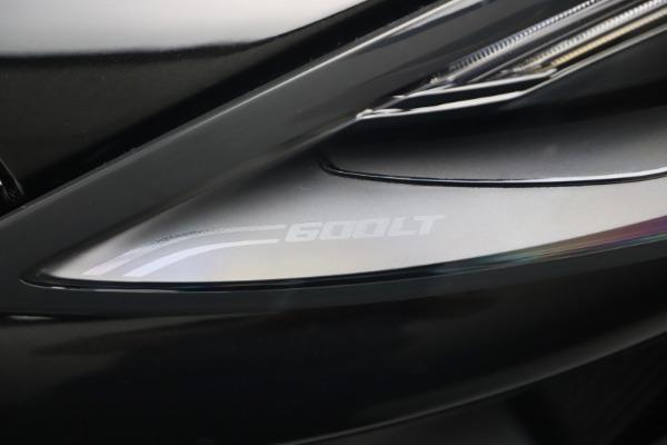 New 2019 McLaren 600LT for sale $305,639 at Maserati of Westport in Westport CT 06880 14