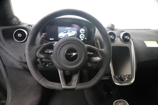 New 2019 McLaren 600LT for sale $305,639 at Maserati of Westport in Westport CT 06880 18