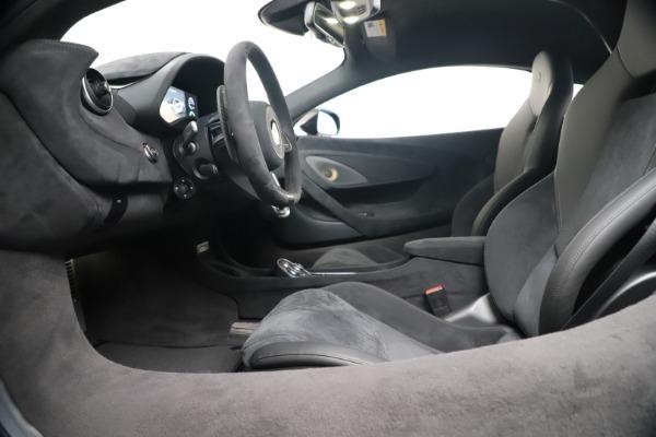 New 2019 McLaren 600LT for sale $305,639 at Maserati of Westport in Westport CT 06880 19