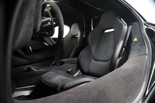 New 2019 McLaren 600LT for sale $305,639 at Maserati of Westport in Westport CT 06880 20