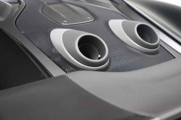 New 2019 McLaren 600LT for sale $305,639 at Maserati of Westport in Westport CT 06880 23