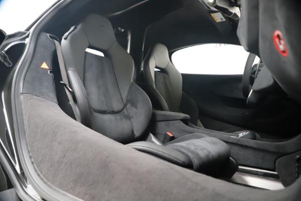 New 2019 McLaren 600LT for sale $305,639 at Maserati of Westport in Westport CT 06880 26