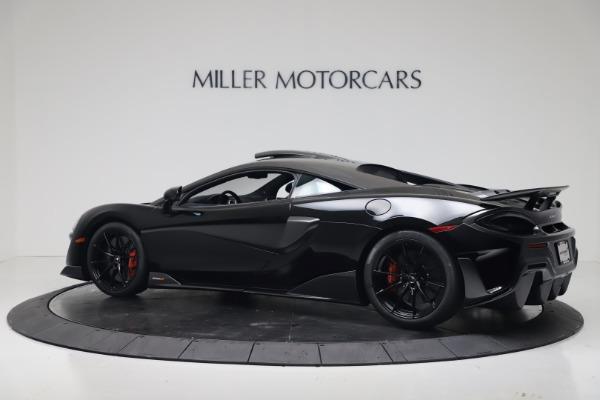 New 2019 McLaren 600LT for sale $305,639 at Maserati of Westport in Westport CT 06880 3