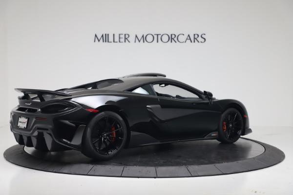 New 2019 McLaren 600LT for sale $305,639 at Maserati of Westport in Westport CT 06880 7