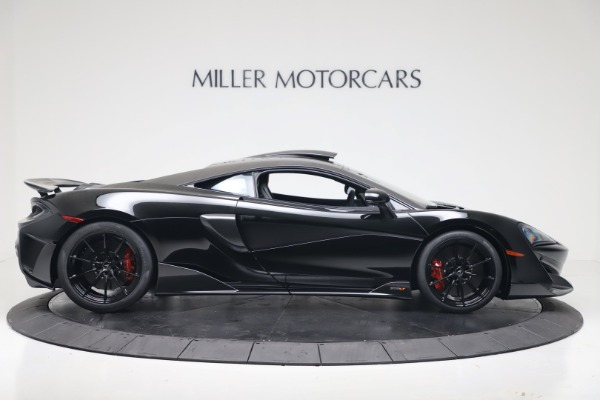 New 2019 McLaren 600LT Coupe for sale $305,639 at Maserati of Westport in Westport CT 06880 8