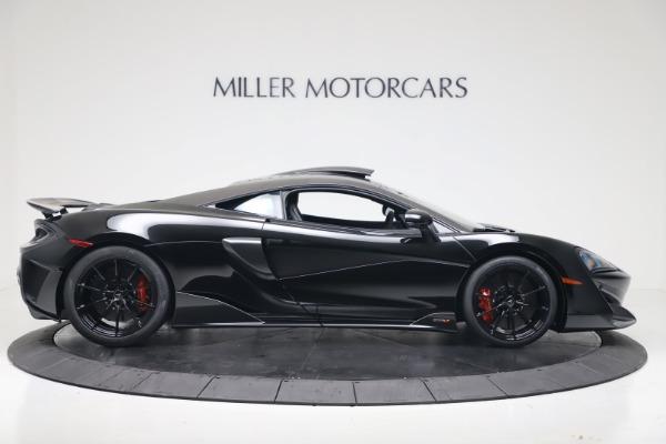 New 2019 McLaren 600LT for sale $305,639 at Maserati of Westport in Westport CT 06880 8