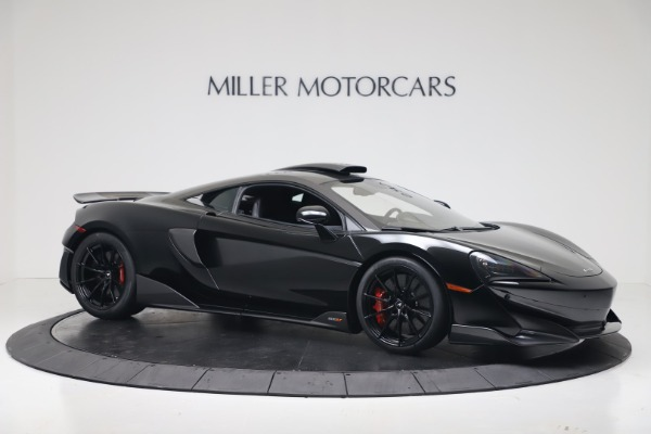 New 2019 McLaren 600LT Coupe for sale $305,639 at Maserati of Westport in Westport CT 06880 9