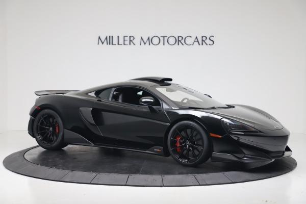 New 2019 McLaren 600LT for sale $305,639 at Maserati of Westport in Westport CT 06880 9