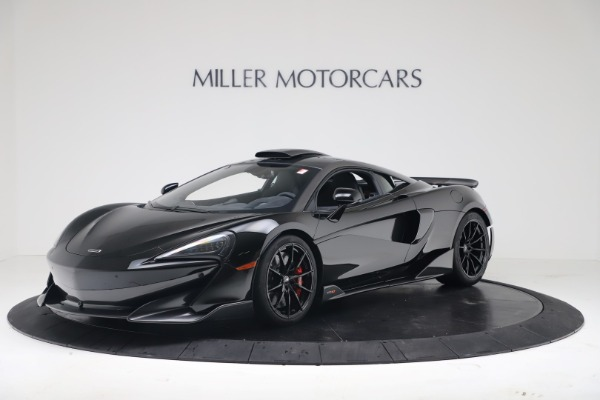 New 2019 McLaren 600LT Coupe for sale $305,639 at Maserati of Westport in Westport CT 06880 1