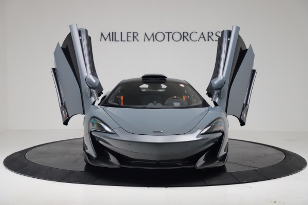 New 2019 McLaren 600LT Coupe for sale $311,619 at Maserati of Westport in Westport CT 06880 11