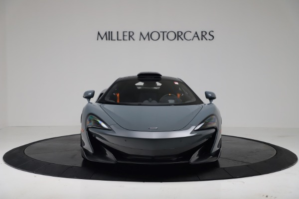 New 2019 McLaren 600LT Coupe for sale $311,619 at Maserati of Westport in Westport CT 06880 12