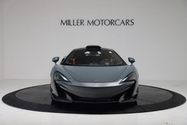 New 2019 McLaren 600LT for sale $311,619 at Maserati of Westport in Westport CT 06880 12