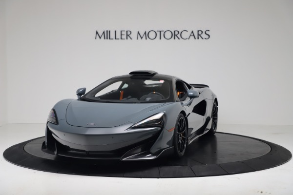 New 2019 McLaren 600LT Coupe for sale $311,619 at Maserati of Westport in Westport CT 06880 13